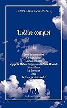 Théâtre complet: Tome 1