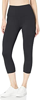 Women's High Waist Capri Legging