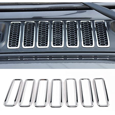 Red RT-TCZ Air Conditioner Outlet Vent Decoration Kit Accessories for 2018 2019 2020 Jeep Wrangler JL JLU /& 2020 Jeep Gladiator JT