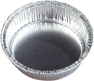 90mm Size Nevada Weighing/™ Brand AD1000 Disposable Aluminum Weighing Dish Pans 1 Case of 1000 Pans