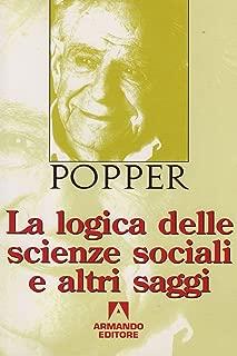 La logica delle scienze sociali (Italian Edition)