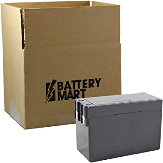 12 Volt, 2.5 Ah Sealed Lead Acid Battery Replaces CB3-12, CP1230, SLA1039, and MORE!!