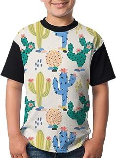 Youth Tee T Shirt For Teenager Illustration Ethnic Boy Tshirts