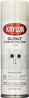 Krylon K03152000 Spray Paint, Small Can, White