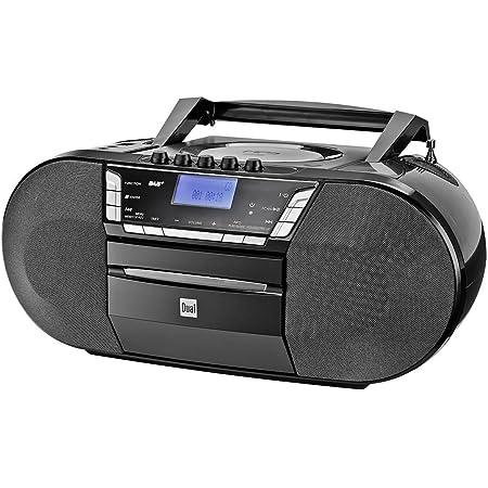Muse M 28 Dg Cd Radio Tragbar Pll Ukw Radio Mw Tuner Senderspeicher Usb Mp3 Wiedergabe Netz Oder Batteriebetrieb Dunkelgrau Heimkino Tv Video