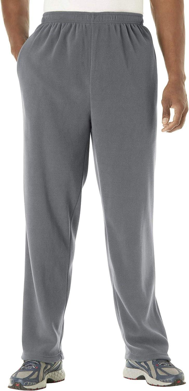 KingSize Award Men's Big Tall Pants Plush Sale SALE% OFF Explorer Fleece