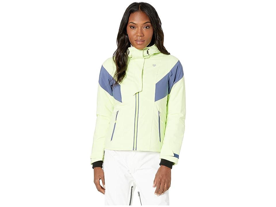 Obermeyer Serendipity Jacket (Citron) Women
