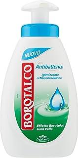 Borotalco Jabón Líquido, antibacteriano–250ml