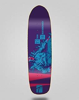 lordofbrands Pool Skate Skateboard monopatín Deck 8,5 Txin Breaking txin