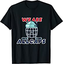 Washington Hockey Fans Playoffs ALLCAPS Shirt