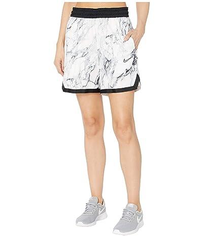 Nike Dry Shorts Seasonal (White/Black) Women