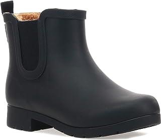 Waterproof Plush Chelsea Bootie