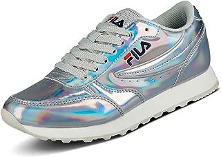 Fila Orbit Low Womens Sneakers Metallic