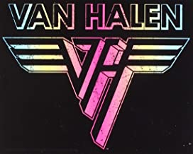 Van Halen 5150 Music Heavy ROCK BAND PEGATINA VINILO STICKER DECAL ref1721