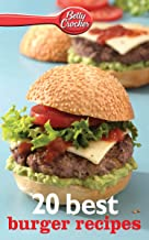 20 Best Burger Recipes (Betty Crocker eBook Minis)