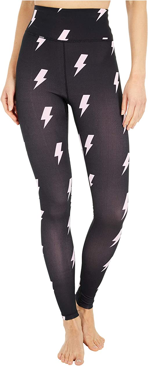 Lightning Bolt Black