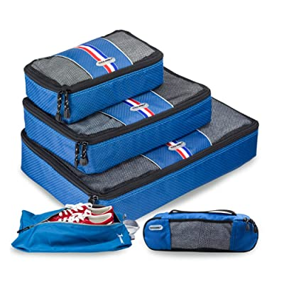 YOULERBU Packing Cubes for Travel Lightweight L...
