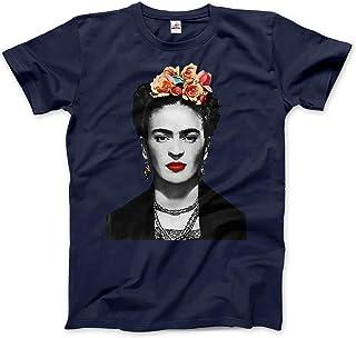 Frida Kahlo blue /& red galaxy frida kahlo portrait frida artist frida tshirt