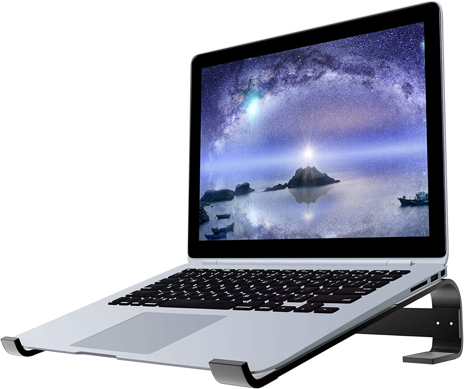 Laptop Detroit Mall Stand for Desk Stable Ranking TOP14 Riser Compatible Aluminum wi