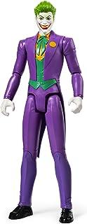 DC Comics BATMAN, 12-Inch THE JOKER Action Figure Multicolor