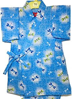 甚平 子供 日本製 キッズ 女の子 男の子 とんぼ 浴衣 リップル 甚平セット かわいい 柄甚平 和柄 ベビー甚平 夏 ベビー 女児 男児 幼児 園児 小学生 赤ちゃん