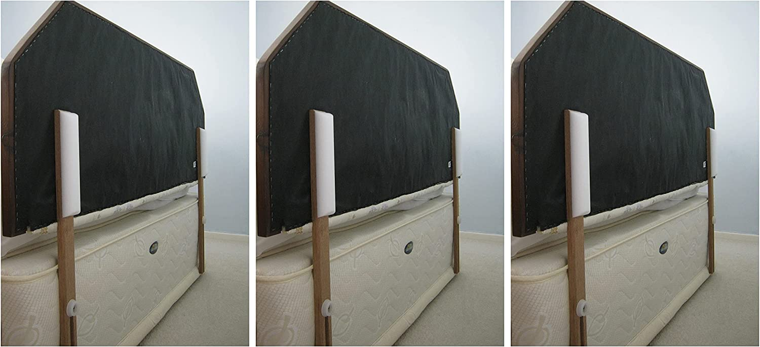 Six Adhesive headboard strut Protection Seattle Mall Pads Sales results No. 1 Wall BedBuffers