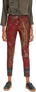 Women's Trousers Low Sequins