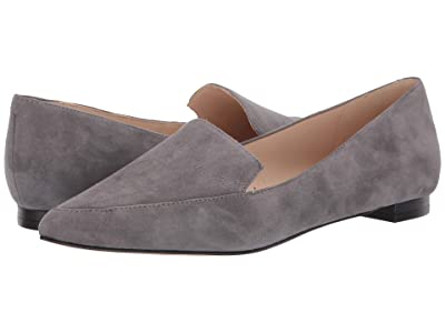 Nine West Abay Flat (Suited Slate) Women