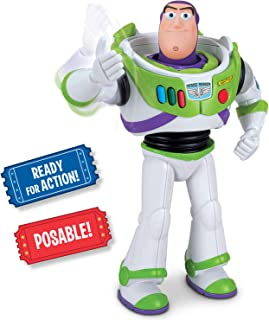 Disney Toystory Value Buzz Karate, Multi-Colour, 12In, 64068
