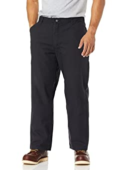 Carhartt Flame Resistant Washed Duck Work Dungaree
