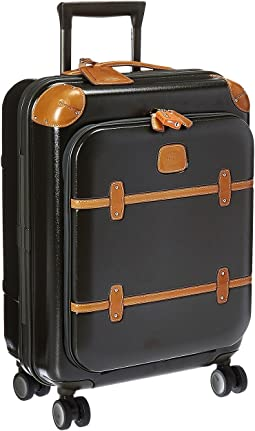 "Bric's Milano Bellagio 2.0 - 21"" Spinner Trunk with Pocket"