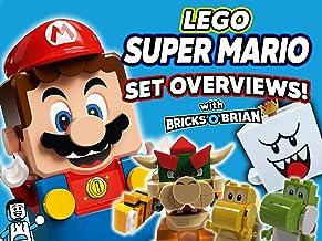 Clip: LEGO Super Mario Set Overviews with Bricks 'O' Brian!