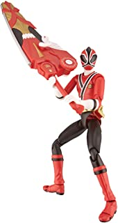 Power Rangers Samurai Collector Shinkenger Red Ranger
