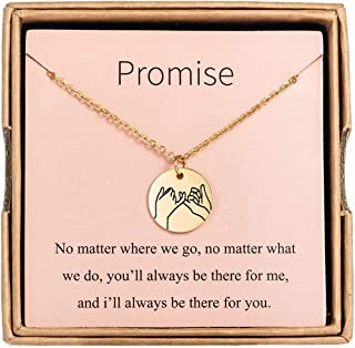 Friend Necklace Gift