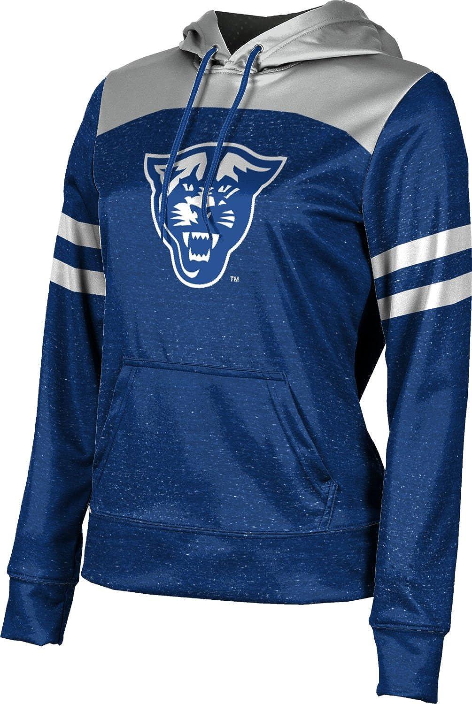 Georgia State University Girls' Pullover Hoodie, School Spirit Sweatshirt (Gameday)