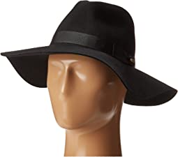 San Diego Hat Company - WFH8049 Wide Flat Brim Fedora