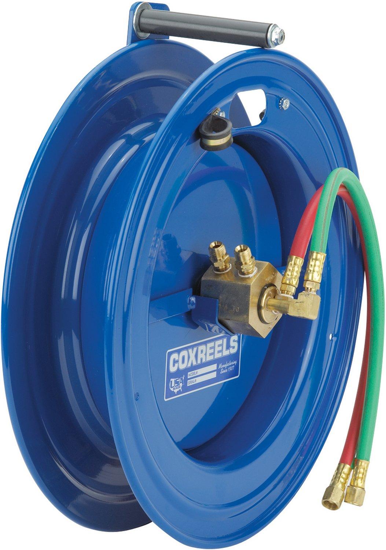 New Shipping Free Coxreels SR17WL-150 Side trust Mount Spring Oxygen Reel Welding Rewind