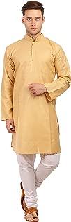 Men's Cotton Silk Festive and Casual Kurta Pyjama -16 Colors