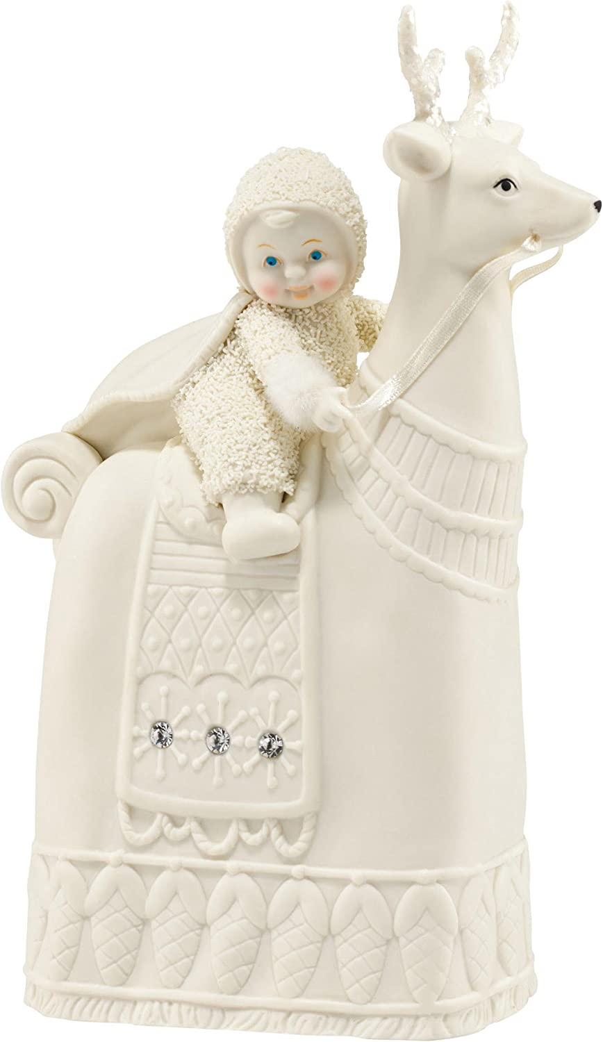 Department 56 Snowbabies Dream Reindeer Topics on TV Super beauty product restock quality top Collection Reigning The