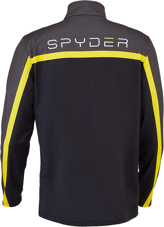 Spyder Active Sports Mens Vortex Half Zip Mid-Layer Jacket