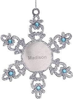 Best birthstone snowflake ornament Reviews