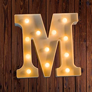 Best light up marquee letters large Reviews