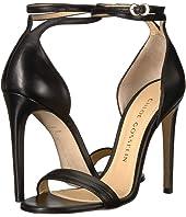 CHLOE GOSSELIN - Narcissus Nappa Leather Open-Toe Sandal w/ Ankle Strap