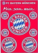 Umh/ängetasche Bayern M/ünchen kompatibel FCB Laptop-Tasche Tasche Aufkleber M/ünchen Forever