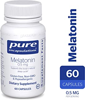 Amazon.com: melatonin .5mg