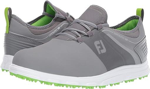 Grey/Green