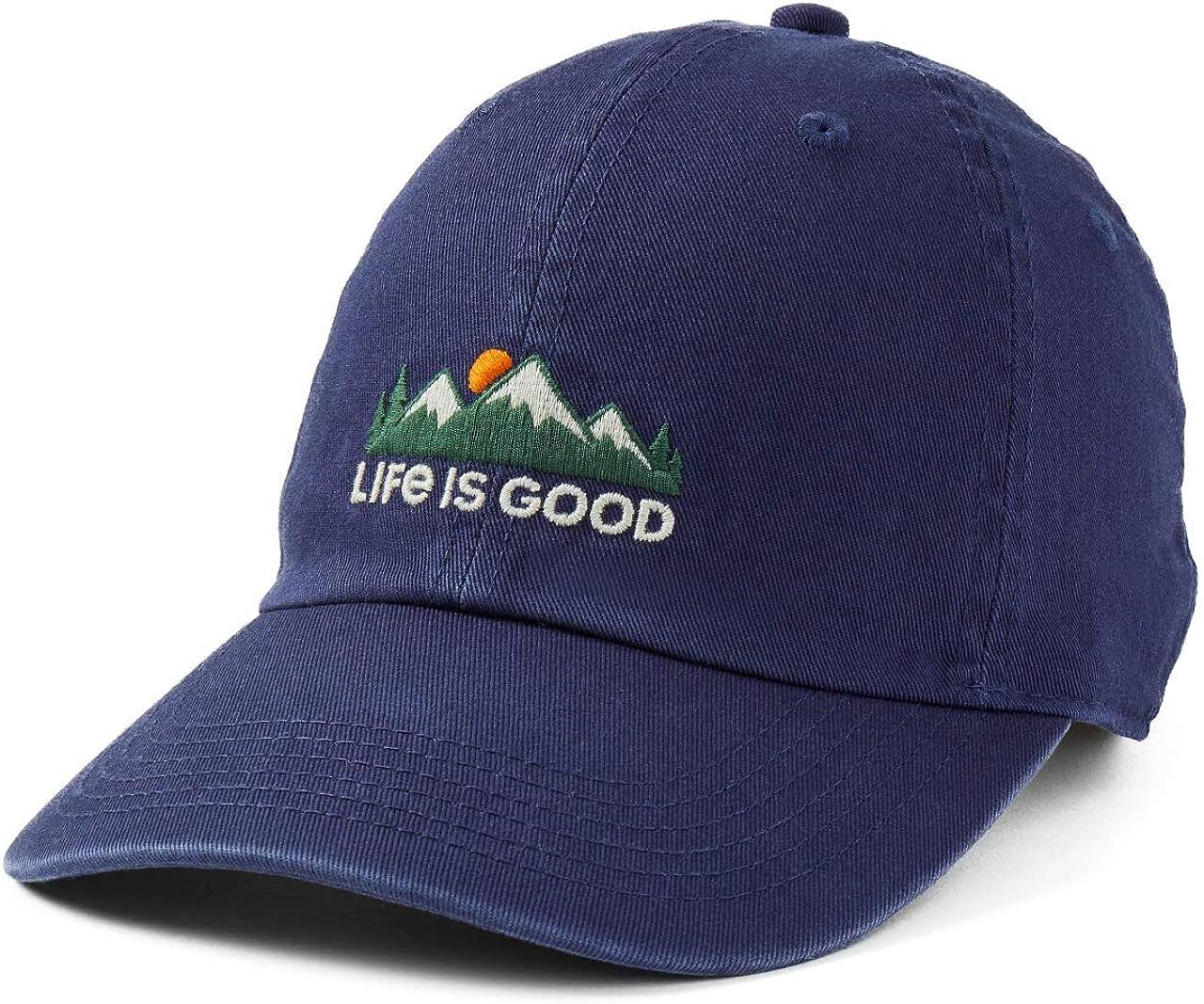 Life is Good Unisex Chill Cap