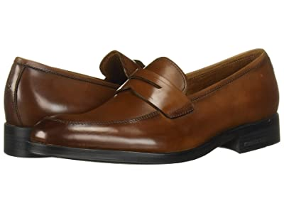 Kenneth Cole New York Brock Slip-On B (Cognac) Men