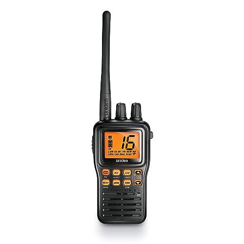 Marine Handheld VHF Radio USA//Can//Intl Waterproof 88 Ch