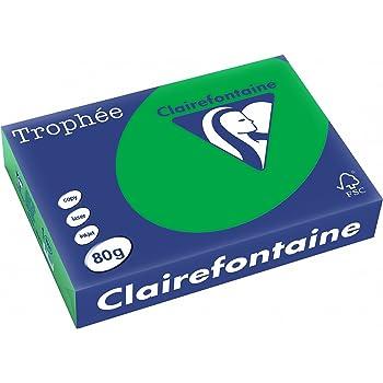 160 g//m/² Lot de 4 Ramette de 250 feuilles de papier Troph/ée caramel A4